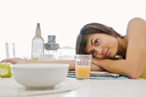 Studien visar att de som inte åt frukost gick ner i vikt.